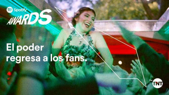 destacada spotify awards 2020 mexico