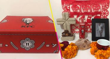 Inventos brgs: KFC sacó una vela con olor a pollito crujiente