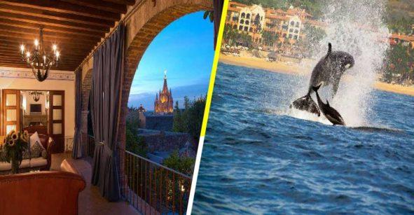 Forbes reconoce dos lugares de México entre los mejores destinos para viajar en 2020