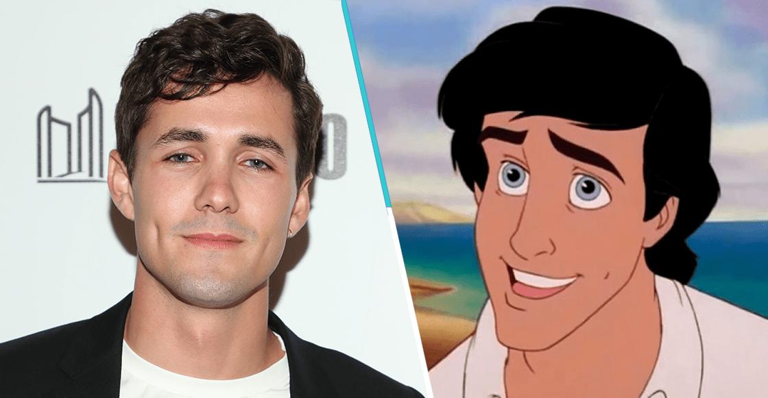 Disney ya tendría al Príncipe Eric para el live action de 'La Sirenita'