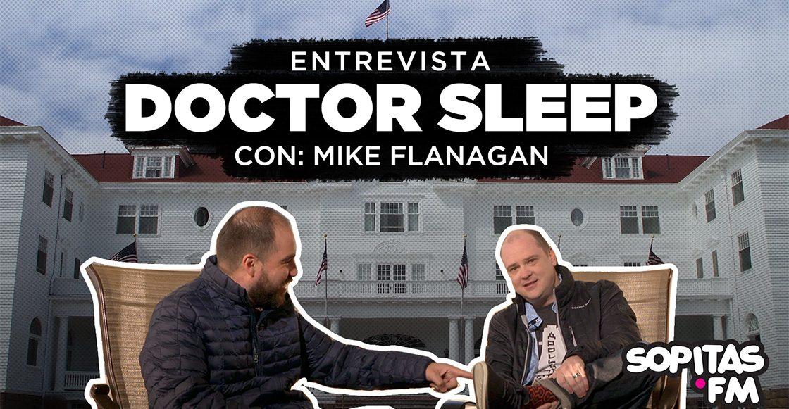 ¿217 o 237? Platicamos con Mike Flanagan, director de 'Doctor Sleep', sobre la secuela de 'The Shining'