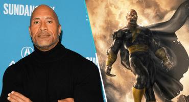 Dwayne Johnson interpretará al antihéroe Black Adam para DC