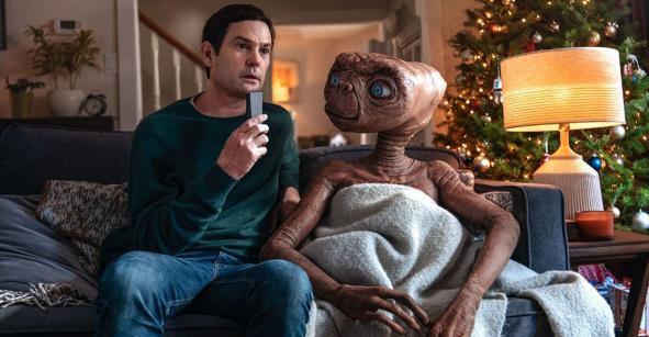 Volvió a casa: ¡E.T. regresó a la Tierra y se reunió con Elliott después de 37 años!