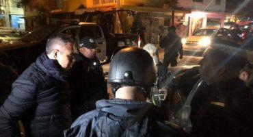 Balacera en operativo que participaba edil de Ecatepec deja dos lesionados
