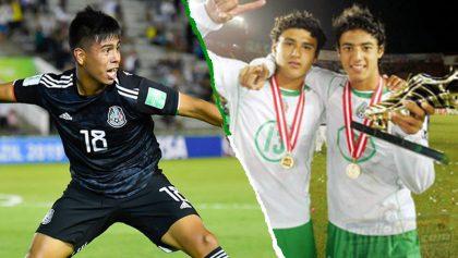 Efraín Álvarez va por marca goleadora de Carlos Vela en el Mundial Sub-17