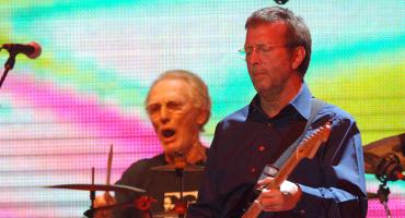 Honor a quien honor merece: Eric Clapton organiza un concierto benéfico en tributo a Ginger Baker