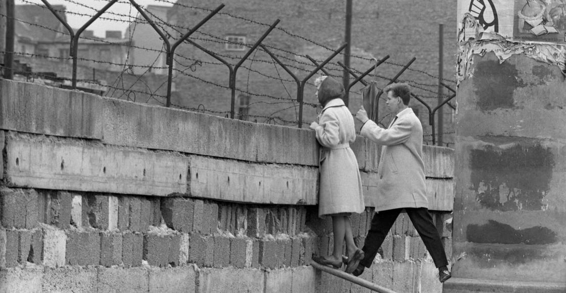 Los 6 escapes más impresionantes sobre el Muro de Berlín