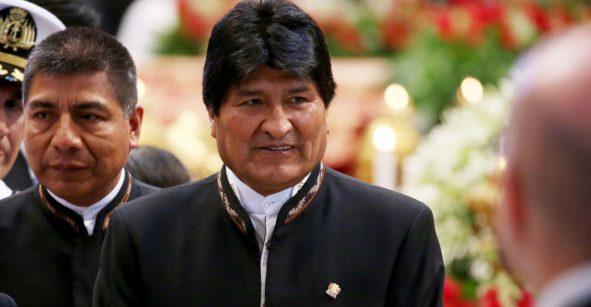 Reportan que se ha emitido una orden de aprehensión contra Evo Morales