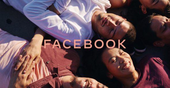 Este es el nuevo logotipo de Facebook y no sabemos qué pensar