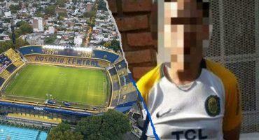 Prófugo por homicidio agravado fue detenido tras asistir a un partido de futbol