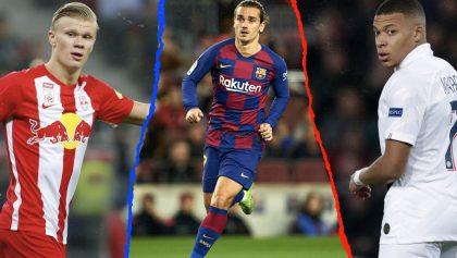 El 'efecto' dominó que se provocaría si Mbappé se va al Real Madrid