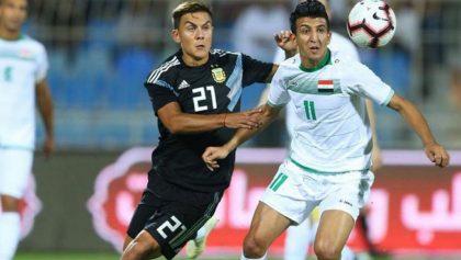 FIFA pide a Irak jugar en sede neutra sus partidos por 'falta de seguridad'