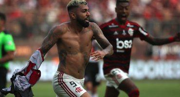 Flamengo le dio la vuelta en 5 min a River Plate y es campeón de la Copa Libertadores
