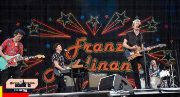 You say you don't know: Este es el posible setlist de Franz Ferdinand para el Corona Capital 2019