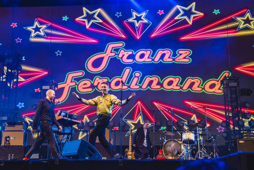 """Alex Kapranos de Franz Ferdinand: """"Toda tu vida es una inspiración y entre mas te abras a ella, más inspiración encontrarás"""""""