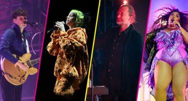 ¡Thom Yorke, Vampire Weekend y más! Estos son los nominados a los premios Grammy 2020