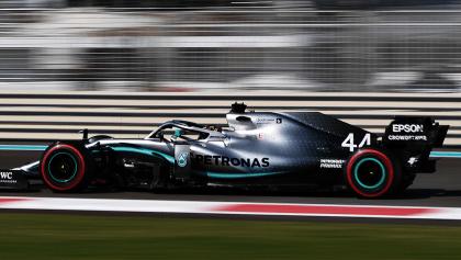 Lewis Hamilton conquista la última pole position del año con nuevo récord