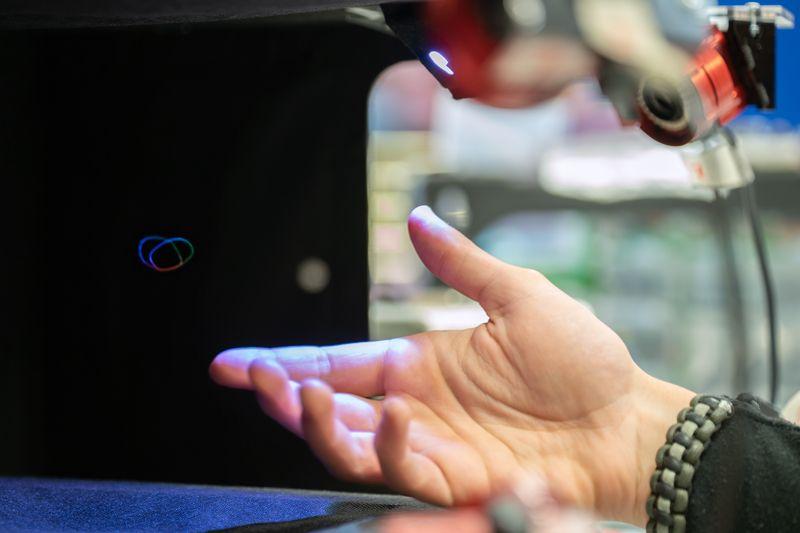 Al estilo Star Wars: Científicos crean holograma que puedes tocar y escuchar