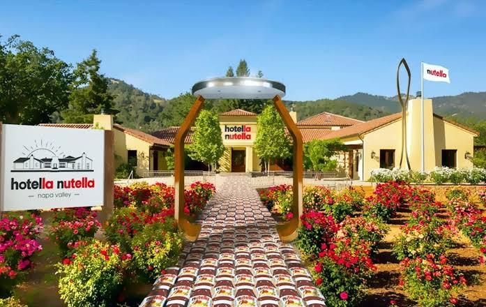 ¡Paren todo! Nutella abrirá un nuevo hotel temático en 2020