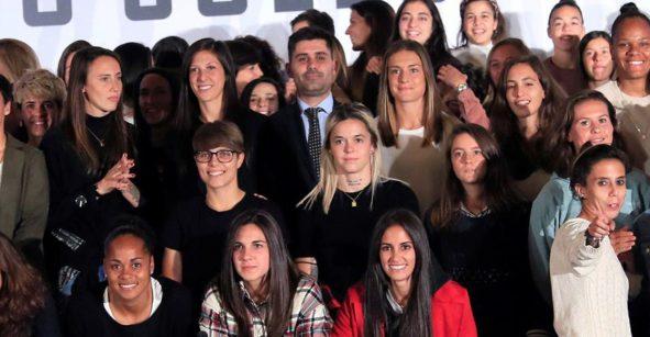 Futbolistas españolas comenzaron huelga en busca de igualdad en el futbol