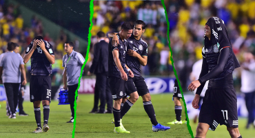 En imágenes: El llanto de la Selección Mexicana Sub 17 tras perder la Final contra Brasil