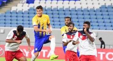 Héctor Moreno anotó gol de vestidor con el Al-Gharafa en Qatar