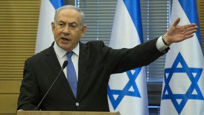 Dice Netanyahu que los cargos en su contra son
