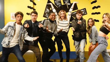 ¡Agárrense! Jamie Lynn Spears se reúne con el elenco de 'Zoey 101' para un capítulo especial