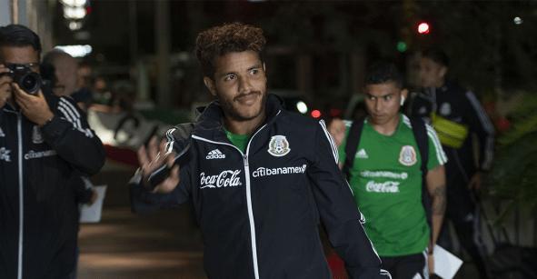 Jonathan Dos Santos causa baja de la Selección Mexicana por lesión