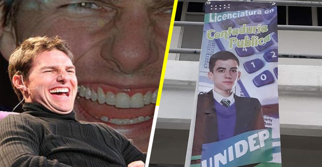 """Pero las risas no faltaron: UNIDEP se deslinda del cartel de Jordi """"El niño polla"""" promocionando una carrera"""