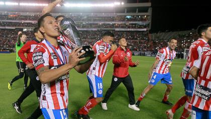 Jorge Sánchez, jugador del San Luis, reporta el robo de su auto en Guanajuato