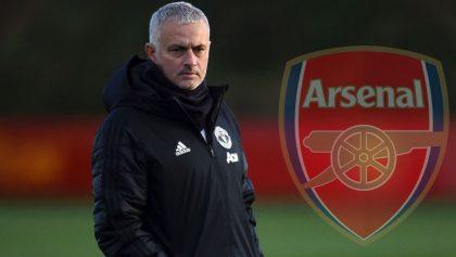 ¡Se viene el bombazo! Mourinho ya se habría reunido con directivos del Arsenal