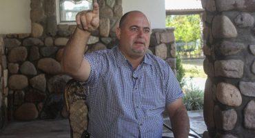 Julián LeBarón acusa que campesinos amenazan a su familia por pleito de agua