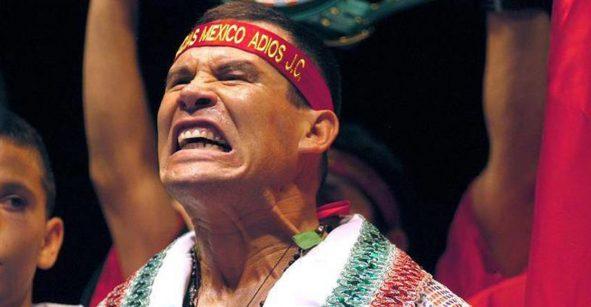 Julio César Chávez reveló cómo vivió su etapa en las drogas: