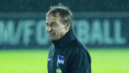 Borussia Dortmund será el primer rival de Klinsmann como nuevo DT del Hertha Berlín