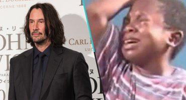 ¡Lo sentimos, humanidad! Keanu Reeves presentó a su novia en una alfombra roja