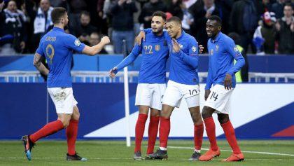 ¡Mbappé se apunta para jugar con Francia en Tokio 2020!
