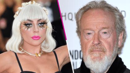 Lady Gaga podría aparecer en la cinta de Ridley Scott sobre la muerte de Maurizio Gucci