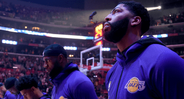 El explosivo arranque de los Power Lakers en la NBA
