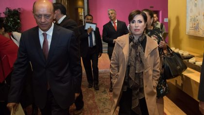 Barbosa la confirmó pero FGR desmiente detención de Lastiri; se desconoce paradero