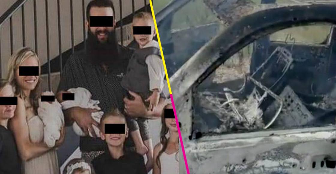 Atacan a familia del activista Julián LeBarón; mueren al menos 3 mujeres y 6 menores