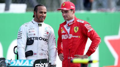 Ferrari le hace ojitos a Lewis Hamilton para ser su piloto en 2021