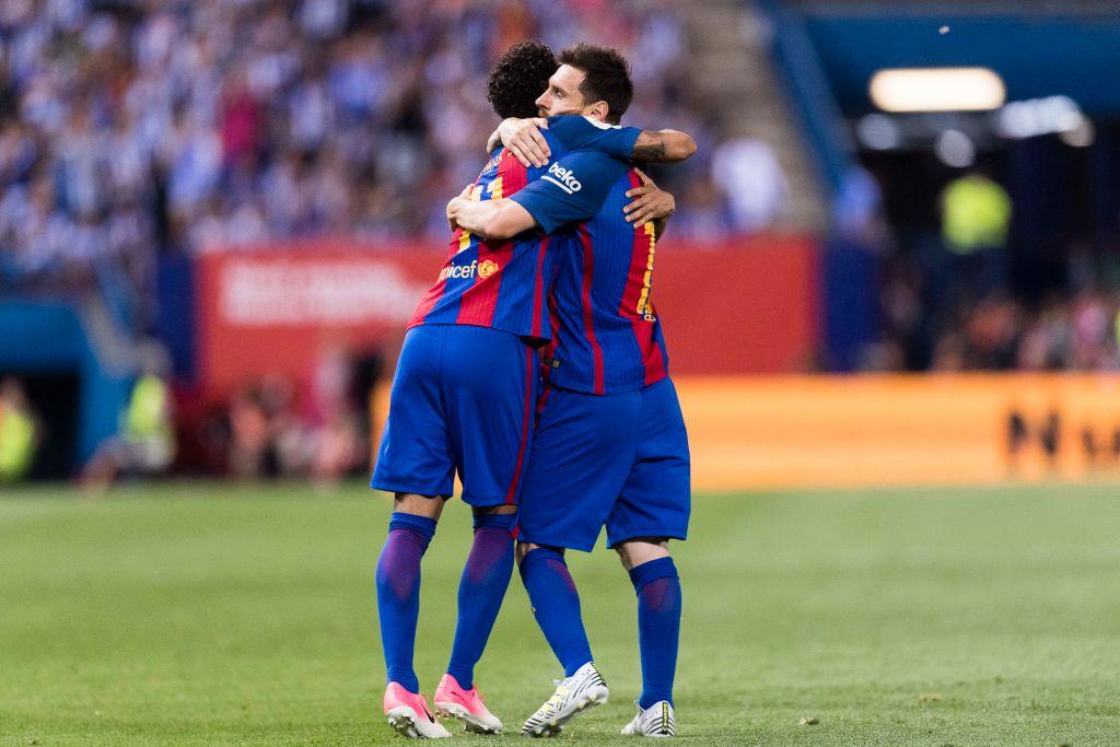 """La confesión secreta de Messi a Neymar: """"Yo me iré y tú tomarás mi lugar"""""""