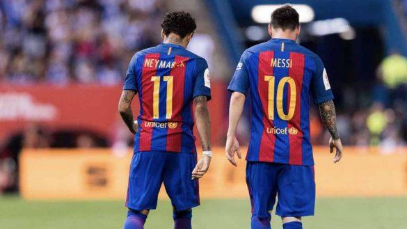 El gol de Griezmann con el que superó a Neymar en su primera temporada en el Barcelona
