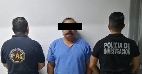 Detienen a presunto líder de la banda de secuestradores 'Los Médicos'... era médico