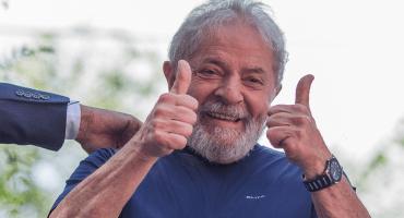 #LulaLivre: En Brasil, ordenan liberación inmediata del expresidente Lula da Silva