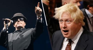 Se fueron a la yugular: ¡Madness está de vuelta con una nueva rola dedicada a Boris Johnson!
