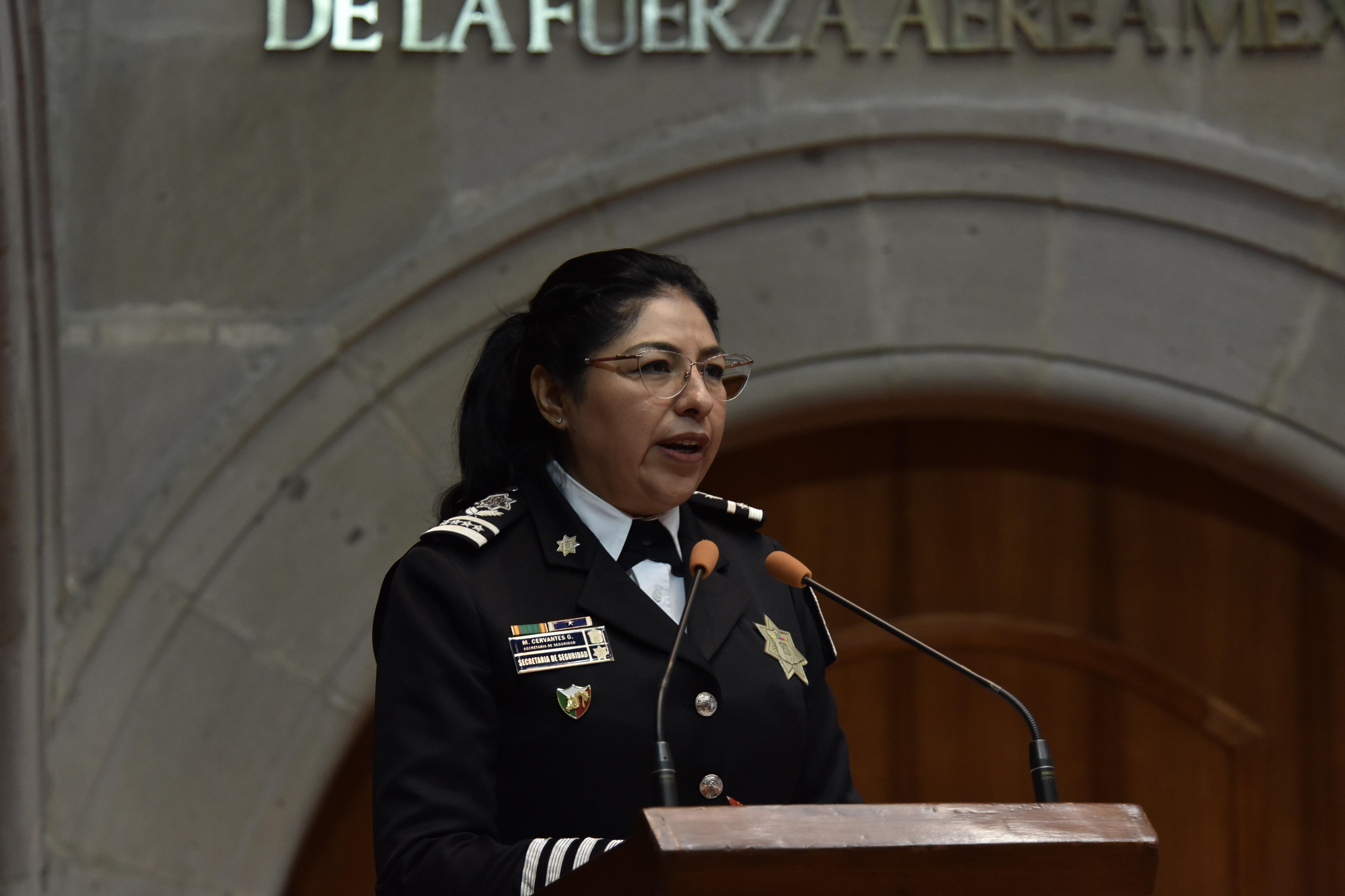 Titular de Seguridad en Edomex acepta que hubo reuniones de comandantes con crimen organizado