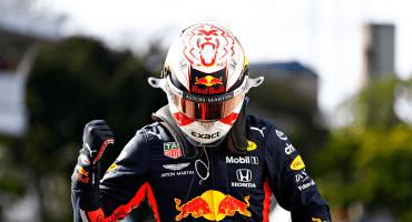 Verstappen se queda con la pole position en el Gran Premio de Brasil