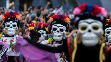 ¡Pónganse vivos! Esta es la ruta, los cierres y los actos del Mega Desfile de Día de Muertos